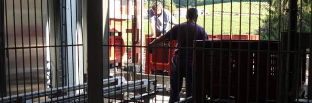 Vinifiant 60 000 hectolitres de vin par an, la cave de Saint-Pey Génissac doit élaborer au moins 20 000 hl de vins de base à Crémant de Bordeaux en 2016. En mettant à profit son nouvel outil de réception et de traitement de la vendange.