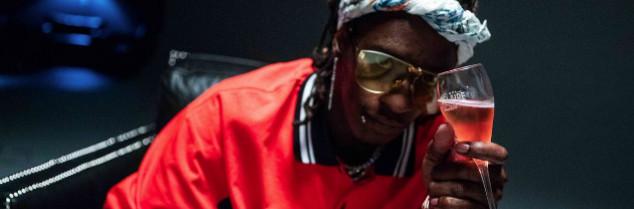 Pour appuyer la collaboration avec Young Thug, un clip a été tourné pour l'occasion, avec la participation d'autres ambassadeurs de marque, dont le chanteur Rick Ross.