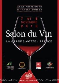 Vitisphere 3 me dition du salon des vins de la grande motte for Salon du vin nice