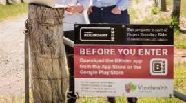 Une clôture virtuelle pour protéger le vignoble sud-Australien