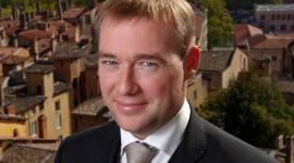 Gaëtan Bouvier, président d'honneur du Concours international de Lyon