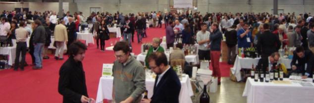 Entreprises gens du vin entreprises le salon for Salon bio montpellier