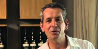 Patrick Materman, oenologue en chef, de la winery Brancott Estate.