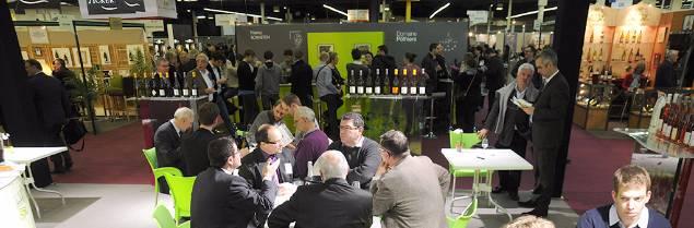 Actualit s de la fili re vigne et vin for Salon du vin reims 2017