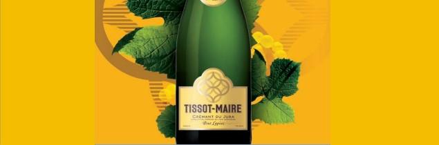 La nouvelle cuvée entrée de gamme 'Lapiaz - Tissot Maire' de la maison Boisset
