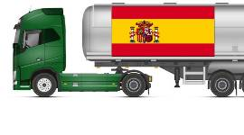 Les importations espagnoles augmentent de 11% en volume