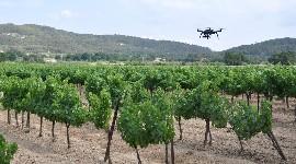 Le drone peaufine sa technique pour détecter la maladie