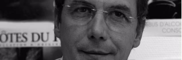 Pascal Bouchet a été professeur de sommellerie au lycée hôtelier de Tain pendant 30 années