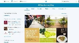Les amateurs du monde entier c�l�brent le ��Chardonnay day��