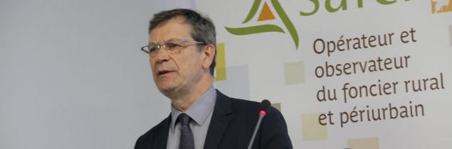 Robert Levesque, directeur de Terres d'Europe - Scafr
