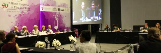 La quinzième assemblée générale de l'OIV, «l'ONU du vin» s'est tenue ce 2 juin à Sofia.