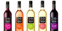 La marque de BABV Fruits and wine