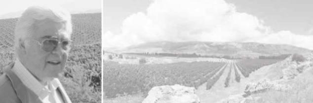 Se nichant dans la plaine de la Bekaa, le domaine du château Kefraya se trouve au pied du mont Barouk. L'histoire viticole de la zone remonte aux Phéniciens, et au pays de Canaan.