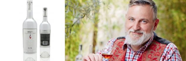 Ayant grandi à Cognac et croyant dans la Fine Bordeaux, Simon Thompson essaie désormais de faire le lien entre la culture charentaise du distillat et la tradition viticole girondine.