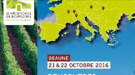 Un week-end consacr� aux Climats et aux vignobles europ�ens class�s � l'Unesco