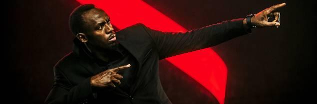 Dans un communiqué, Mumm précise que la devise d'Usain Bolt « I don't think limits » s'associe parfaitement avec celles de la marque « Only the best » et « Oser, gagner, fêter ».