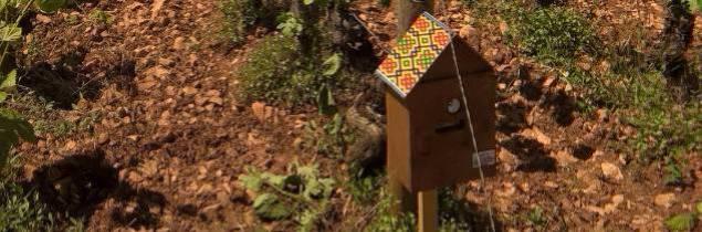 La Notiphy box peut être installée en bouts de rangs, à proximité des voies d'accès, pour signaler aux promeneurs ou aux travailleurs qu'un traitement phytosanitaire a eu lieu récemment