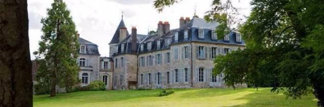 Le Château de Thauvenay (et son parc) compte 18 hectares de vigne en AOP Sancerre.