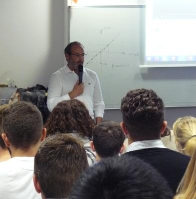 Commercialisation : les vins de Cahors en appellent aux étudiants de l'INSEEC Bordeaux