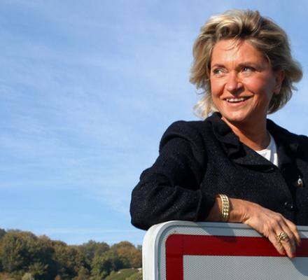 Champagne pour tous : Carol Duval-Leroy fête son prix du rayonnement gastronomique français