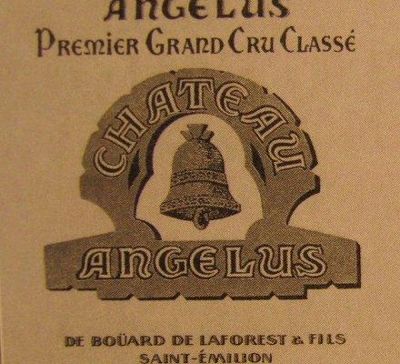 Château Angélus, une star du cinéma