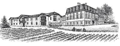 Bordeaux : Château Pontet-Canet délaisse le boisé pour l'amphore bétonnée