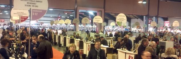 Commerce economie marketing visiteurs de - Salon vigneron paris ...