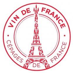 VIN DE FRANCE - CEPAGES DE FRANCE : Un sceau pour revendiquer l'origine France des cépages