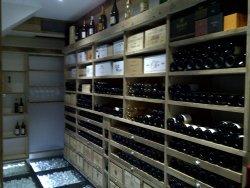 philippe mathieu idwine accessoires am nagement d une cave vin priv. Black Bedroom Furniture Sets. Home Design Ideas