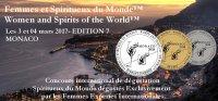 MONACO 2018 - Femmes et Spiritueux du Monde - Women and Spirits of the World  EDITION 7