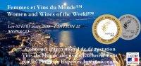 MONACO 2018 - Femmes et Vins du Monde - Women and Wines of the World - EDITION 12