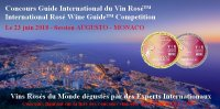 MONACO 2018  Guide International du Vin Rosé - International Guide of Rosé Wine - EDITION 3 - AUGUSTO
