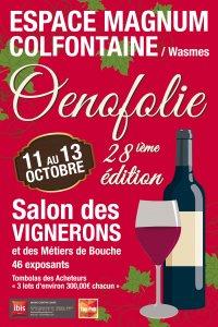Oenofolie Salon des vignerons à COLFONTAINE
