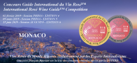 MONACO 2019 Guide International du Vin Rosé - International Guide of Rosé Wine - EDITION 5 - PRIMA