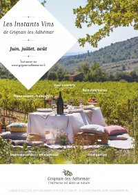 Les Instants Vins de Grignan-les-Adhémar