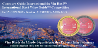 MONACO 2019 Guide International du Vin Rosé - International Guide of Rosé Wine - EDITION 6 - AUGUSTO
