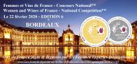 BORDEAUX 2020  Femmes et Vins de France  Concours National -  EDITION 6