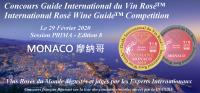 MONACO 2020 Guide International du Vin Rosé - International Guide of Rosé Wine - EDITION 8 - PRIMA