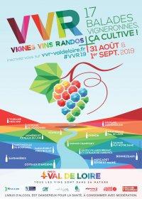 VIGNES, VINS, RANDOS EN VAL DE LOIRE 16ème édition !