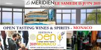 2019 MONACO  - Tout Public- OPEN  TASTING WINES - EDITION 4