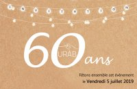 60 ANS DE L