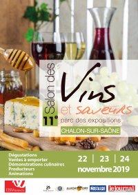 Salon des vins et saveurs
