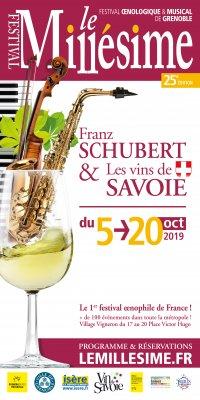 Le Millésime, Festival œnologique et musical de Grenoble