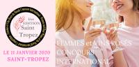 SAINT TROPEZ 2020 - Femmes et Vins Rosés du Monde Concours International  EDITION 1