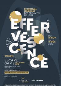 Effervescence - Le Festival itinérant des producteurs de Crémant de Loire