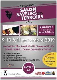 23e Salon Saveurs des Terroirs de Pont l