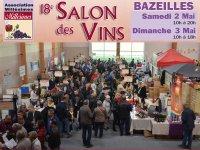 18ème Salon des Vins Millésimes de Bazeilles