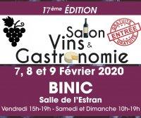 17ème édition du Salon Vins et Gastronomie à Binic (22)