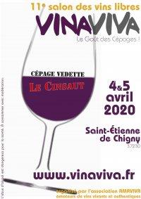 Vinaviva 11e Salon des vins libres