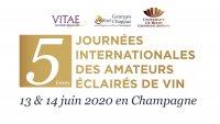 5èmes Journées Internationales des Amateurs Eclairés de Vin